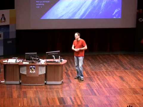Deploying software updates to ArduSat in orbit - Jonathan Oxer - Friday Keynote - Linux.conf.au 2014