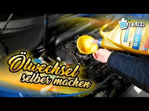 Ölwechsel selber machen | Anleitung richtig das Motoröl wechseln | VW Golf VI GTI Ravenol VST 5W40