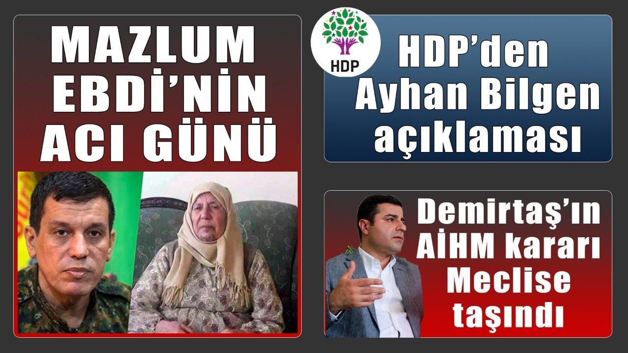 Demirtaş'ın AİHM kararı Meclise taşındı