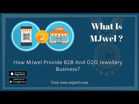 What Is MJwel? | MJwel Introduction | Online Jewellery Promotional Platform |
