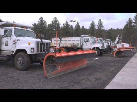 Flagstaff Bracing For Major Thanksgiving Snow Storm