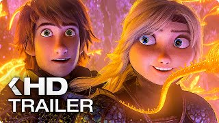 HOW TO TRAIN YOUR DRAGON 3 Trailer 2 (2019)