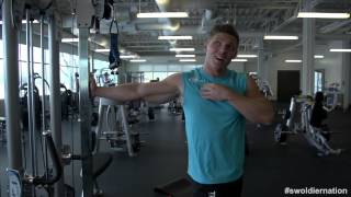 Swoldier Nation - Trainer Edition - Hypertrophy Training : Back thumbnail