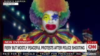 CNN - Clown News Network (and some clown politicians)