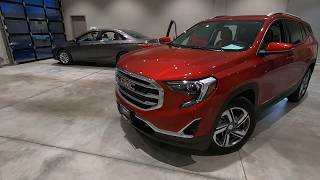 GMC Terrain SLT AWD for sale at Smart Used Cars in Madison WI