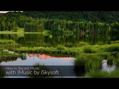 iSkysoft iMusic - Record Online Music and Playlist