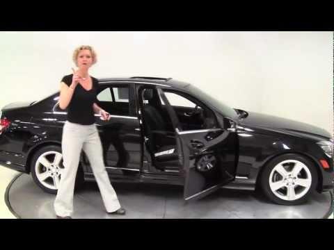 2011 Mercedes C300 Feldmann Imports Bloomington Minneapolis MN Used Walk Around P9512