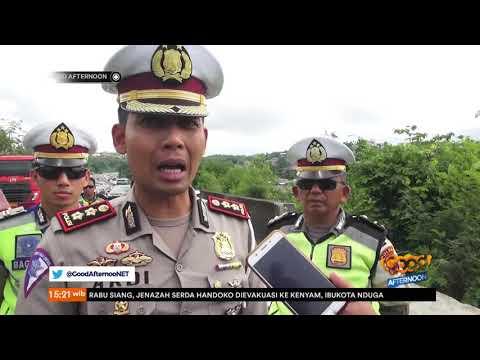 Polisi Lakukan Olah TKP Atas Kasus Kecelakaan NH Dini Mp3