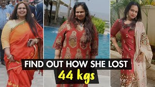 Weight Loss Transformation: From 102 kgs to 58 kgs | Fat to Fit | Fit Tak