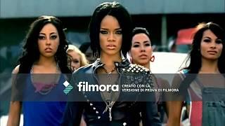 Rihanna MegaMix Video 2017 / ICON - Living Legend / Music Awards / Success Records.