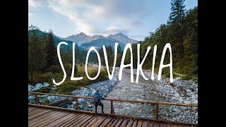 Slovakia in 4K