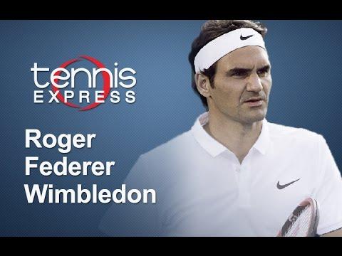 Roger Federer 2016 Wimbledon Gear Guide Tennis Express Youtube