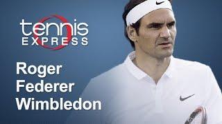 Roger Federer 2016 Wimbledon Gear Guide | Tennis Express
