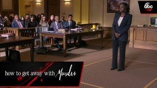How to Get Away with Murder: Annalise's Closing Argument thumbnail