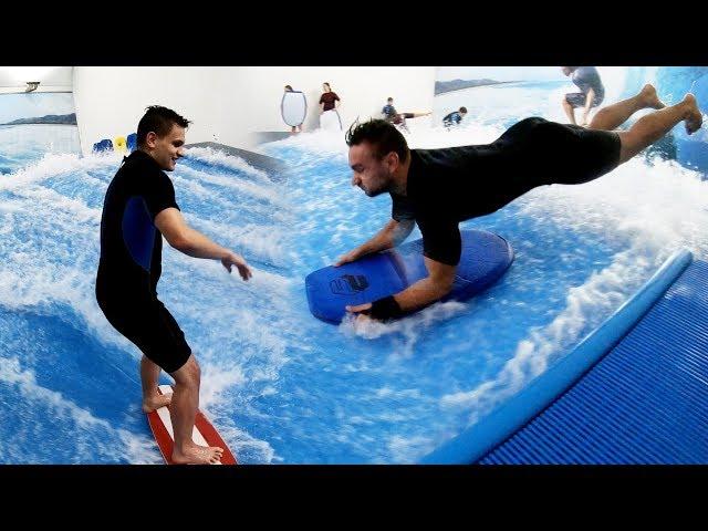 Lov zážitků #8 | S Jurou v Surf aréně!