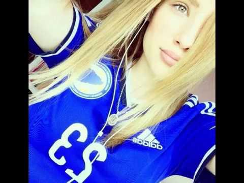 ⚜️Bosnian girls wear⚜️💙💛Lilium Bosniacum⚜️😍Golden Lilies🅱🅰