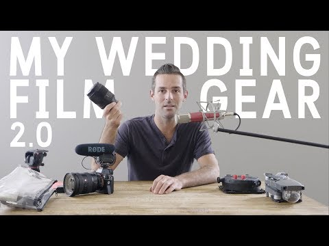 My Wedding Film Gear