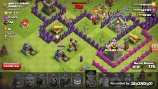 Let's play Clash of Clans ep.1/sorry for the audio
