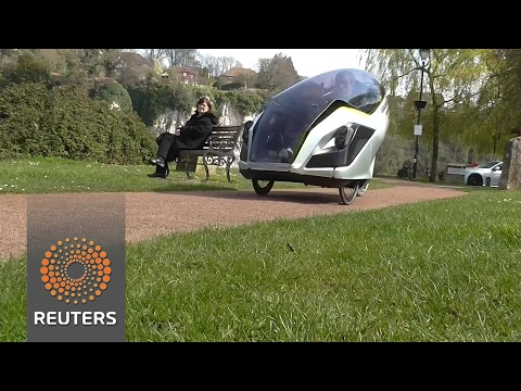 Inventor hopes eTrike will succeed where uncle failed