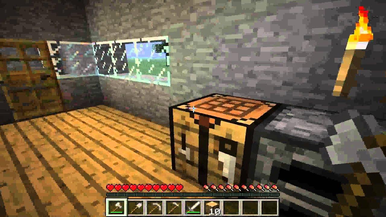 Cancello Di Legno Minecraft : Come costruire una scala un cancelletto e una staccionata in