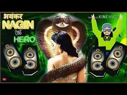 DJ Deepak Tikamgarh 2019 Hero Vs Nagin Hard Fast Mix