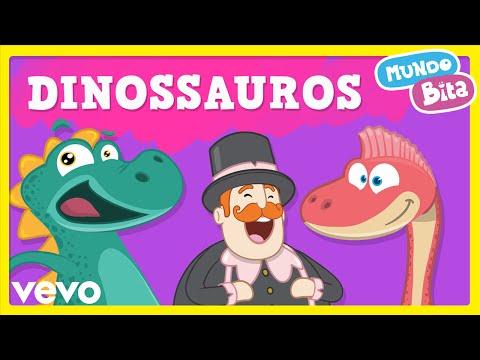 Mundo Bita - Dinossauros (Vídeo infantil)