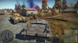 Играем в War Thunder #1 | Разносим всех)