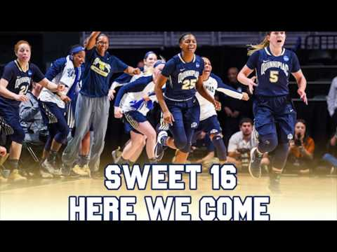 Quinnipiac Women's Basketball Sweet 16