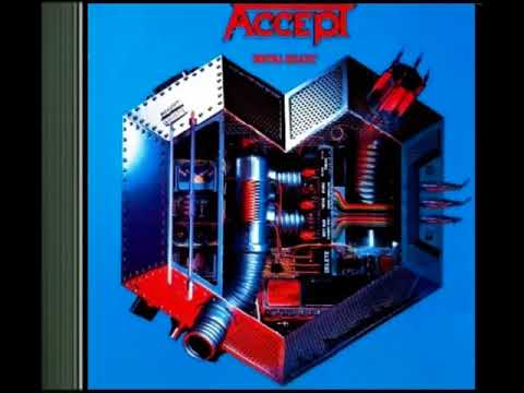 Accept 1985 Metal Heart  Full Album