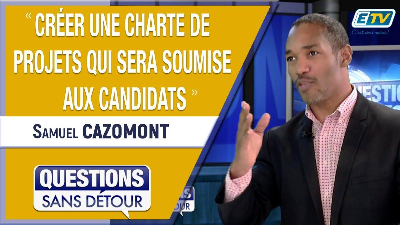 Questions Sans Détour avec Samuel CAZOMONT