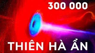 300.000 Thiên Hà Ẩn Vừa Được Khám Phá Bởi Các Nhà Khoa Học
