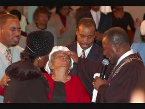 """A Birthday Tribute to """"Mother Beulah Thomas"""""""