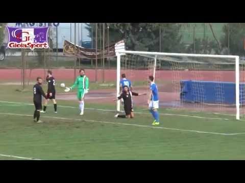 Agropoli - Due Torri 0-0, Highlights (Serie D, Girone I, 08/02/2015)