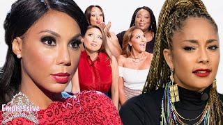 Tamar Braxton slams WeTV! | Amanda Seales exposes The Real