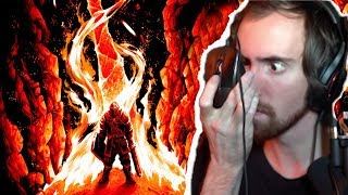 Asmongold RAGE COMPILATION (feat. Mcconnell) Dark Souls 1