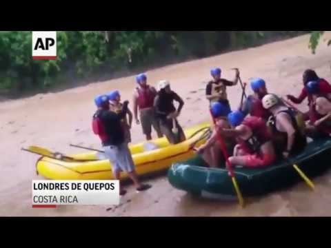 Guide, 4 Americans Killed Rafting In Costa Rica
