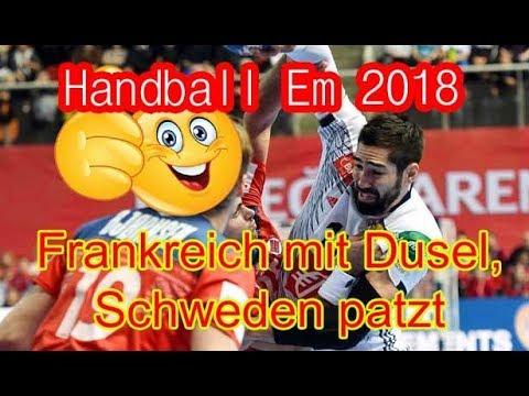 Handball Deutschland Montenegro