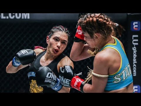 Every Janet Todd Fight In ONE Championship