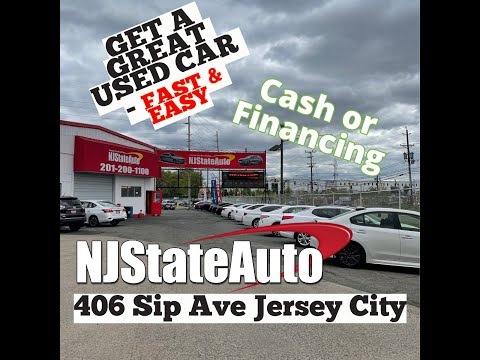 New Jersey State Auto Auction - About Us | Used Car Dealer NJ NY PA CT