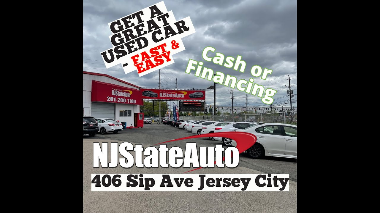 new jersey state auto auction about us used car dealer nj ny pa ct youtube
