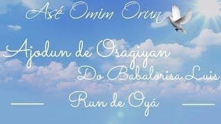 Asé Omim Orun - Run de Oya