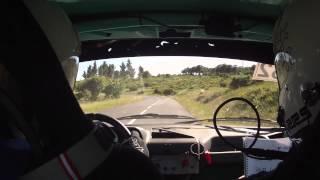 Rallye de Neffies 2015 - Premier départ - Premier Rallye