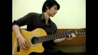 Akustik Gitar - Belajar Lagu (My Heart - Acha & Irwansyah)