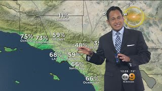 Craig Herrera's Weather Forecast (June 30)