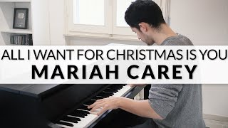 Baixar Mariah Carey - All I Want For Christmas Is You | Piano Cover