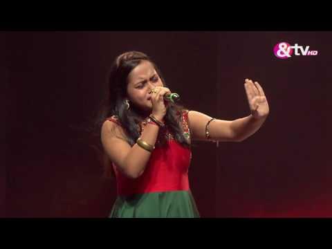 Mismi Bose - Beeti Na Bitaye Raina - Liveshows - Episode 21 - The Voice India Kids