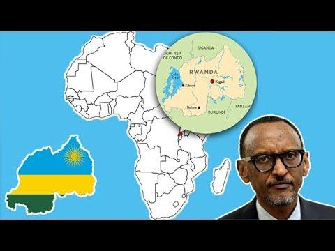 Inkomoko y' u Rwanda tubona ubu: Sobanukirwa uko Rwavutse
