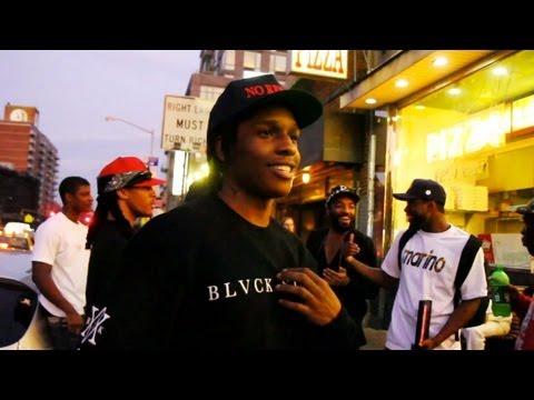 A$AP Rocky - Interview (Episode 116)
