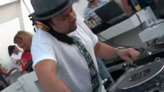 Louie Vega LIVE (Deep Inside) @ Amphitheare Club Lindos | Rhodes (Rhodos, Rodos) Island Greece