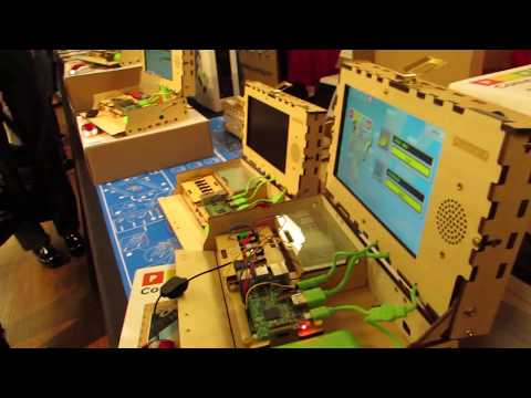 Piper Computer Kit v2 (DIY, educational, kid-friendly computer)
